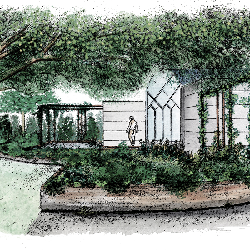 Multigroen hoveniers boomverzorging tuin ontwerp renovatie uden - Landschapstuin idee ...